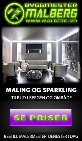 Rabbat på maling arbeids tjeneste i Bergen, Sotra og Askøy! Se priser på nett - bestilling, betaling online. Malermester priser på nett!
